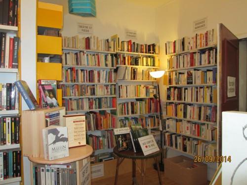 librairie solidaire, rue hauteville, régie de quartier