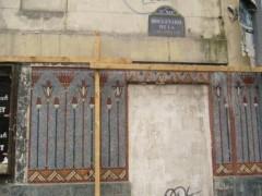 PHOTOS - mosaïques Bd de La chapelle.JPG