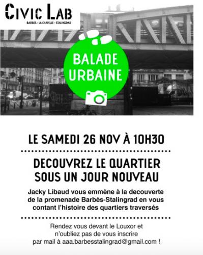 Paris, paris 10e, paris 18e, civiclab, louxor,