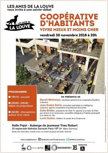 habitat,cooperatif,cooperative