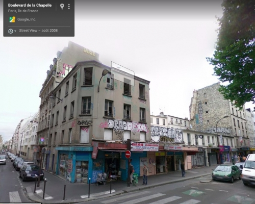 rue Philippe de Girard