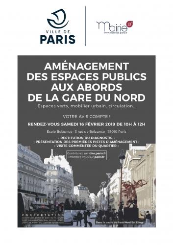 gare-du-nord,place-napoleon-iii,denain,10e,concertation,consultation