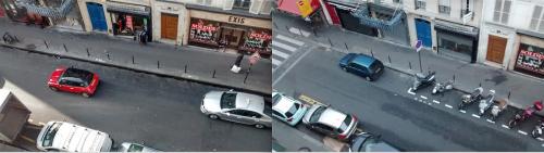 paris,clignancourt,circulation,stationnement,végtalisation