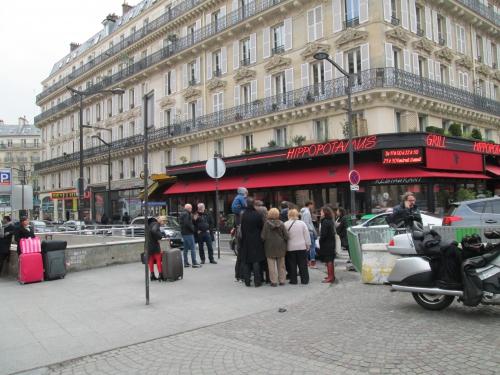 paris,paris 10e,gare du nord,circulation,voirie,sécurité