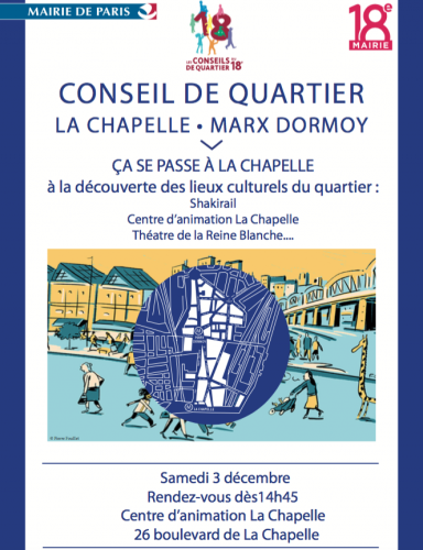 paris,conseil de quartier,la chapelle