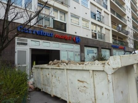 paris, 9e, carrefour, rochechouart, commerce-de-bouche, grande-distribution