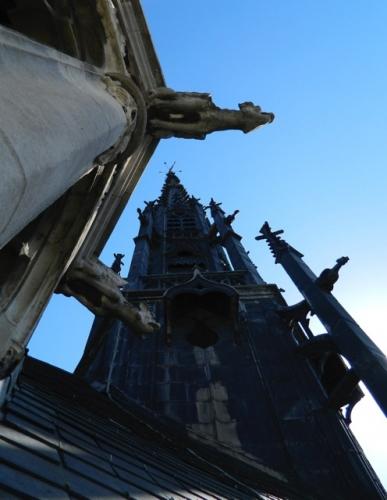 église-saint-bernard,fleche,18e,restauration,budget-participatif,eclairage,travaux