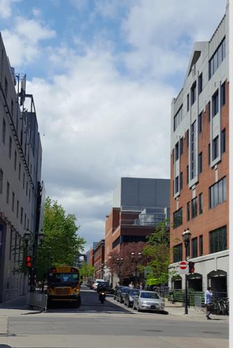 Paris, Montréal, toxicomanie, scmr