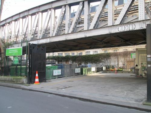 paris,18e,10e,propreté,déchetterie,place-chapelle