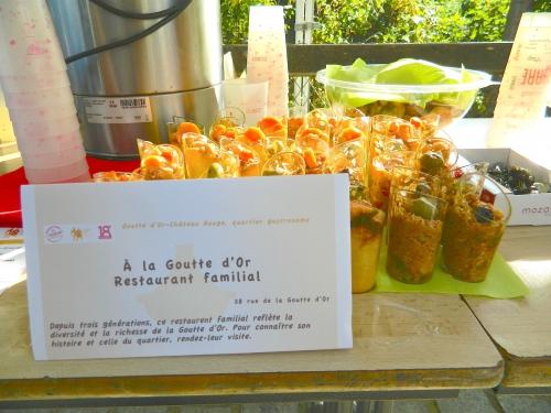 paris,paris 18e,goutte d'or,conseil de quartier,gastronomie