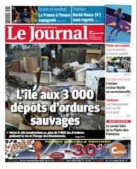 Réunion,journal-de-l-ile,propreté,dépôts-sauvages