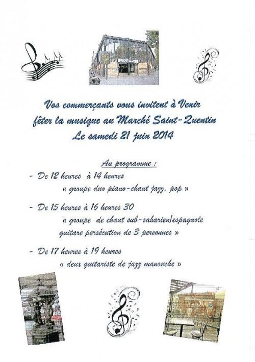 paris,fete-de-la-musique,marché-saint-quentin,10e