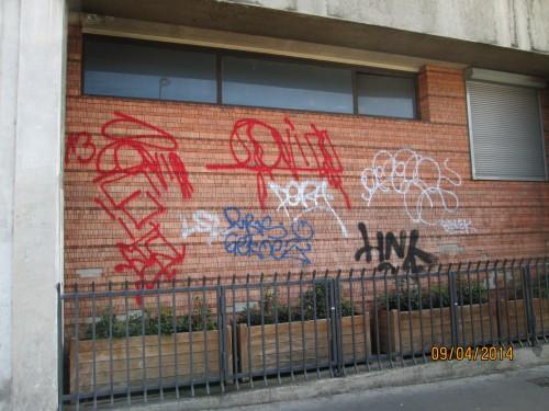 fresque, maubeuge, sncf
