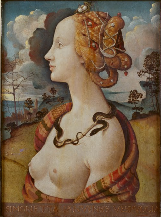 chantilly,Simonetta-Vespucci