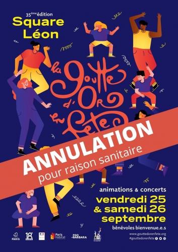 fête-de-la-goutte-d-or,annulation,2020,18e