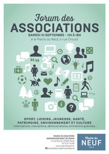 Paris, paris 9e, paris 10e, paris 18e, associations, démocratie locale