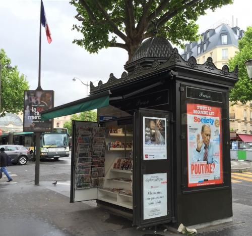 paris,gare-de-l'est,kiosques,journaux,presse
