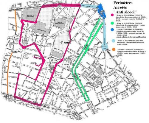 paris,police,sécurité,décrets-prefectoraux,consommation-alcool,julien-miniconi,frédéric-ségura