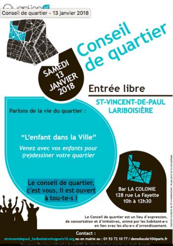 paris 10e, paris, démocratie locale, conseil de quartier,