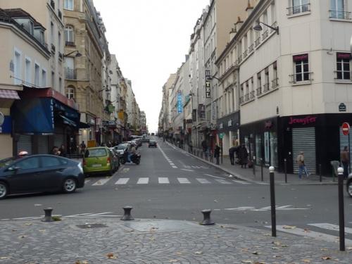 paris,18e,circulation,voirie,trafic,aménagement,sécurité