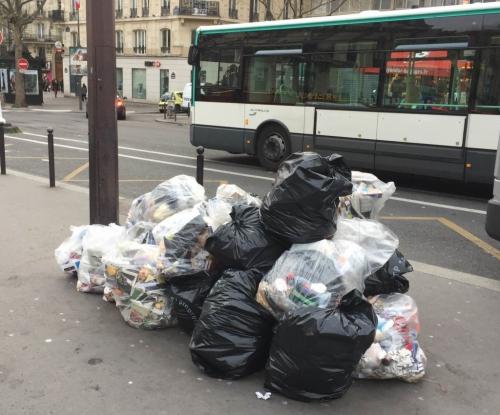 paris,dpe,propreté,mao peninou,corbeilles de rue,mégits,tri sélectif