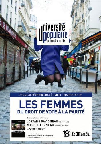 paris,université-populaire,18e,femmes,parité