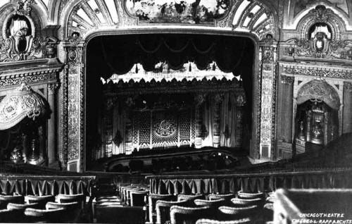 paris,10e,orgue,Wurlitzer,Chicago-Theatre