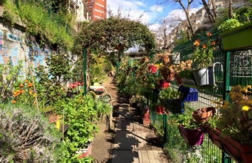 jardins du Ruisseau 18e