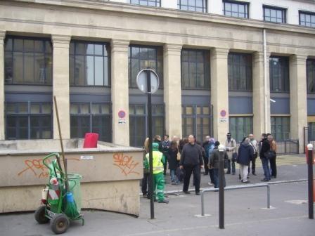 PAris, OCNA, 10e Gare-du-nord