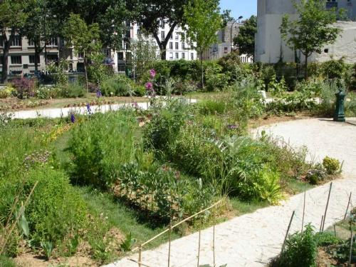 Ville mains jardins f te ses 10 ans action barb s for Jardin villemin
