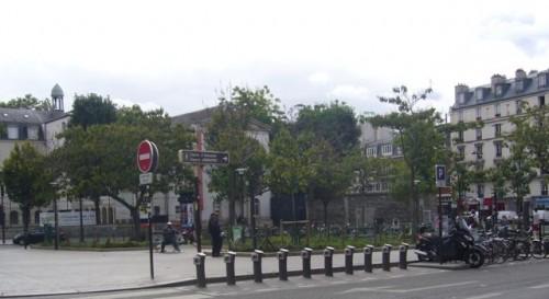 paris,10e,gare-de-l-est,place-madeleine-braun,aménagement-de-voirie,plantation