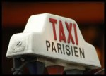 paris,taxis