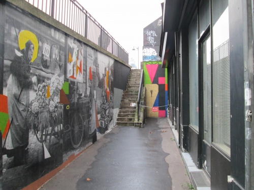 végétalisation, Place de la Chapelle, conseil de quartier