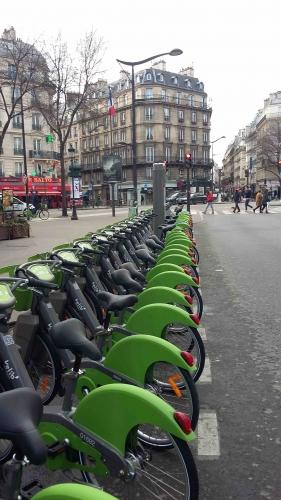 paris,vélib métropole