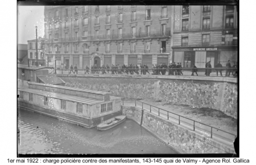 paris,conférence publique,visite-conférence,canal saint martin