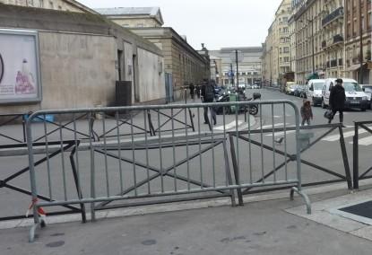 paris, barrières, croix-de-saint-andré, DVDn paré-patin, Magenta