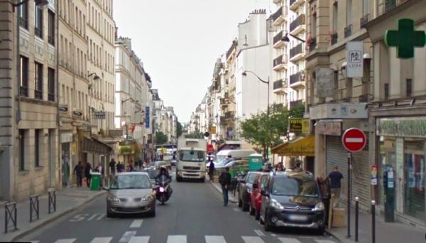 paris,18e,clignancourt,voirie,couloir-de-bus
