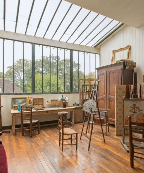 paris,18e,musée-de-montmartre,suzanne-valladon,maurice-utrillo,andre-utter